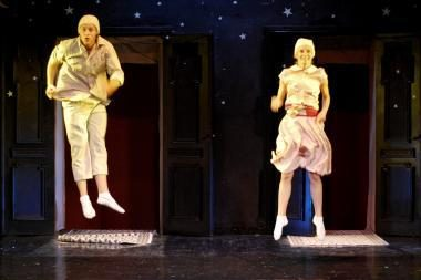 """Artėja XIV-asis """"Naujasis Baltijos šokis"""""""