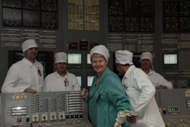 D.Grybauskaitė - tarp populiariausių Europos politikų