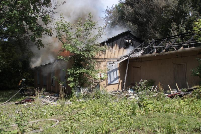 Šiemet gaisruose žuvo mažiau žmonių