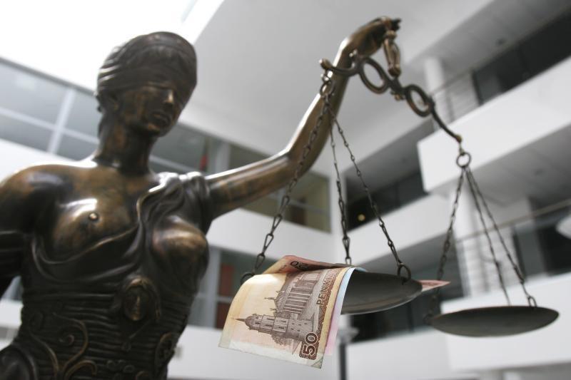 Vienai Darbo partijos bylos kaltinamųjų skirtas suėmimas