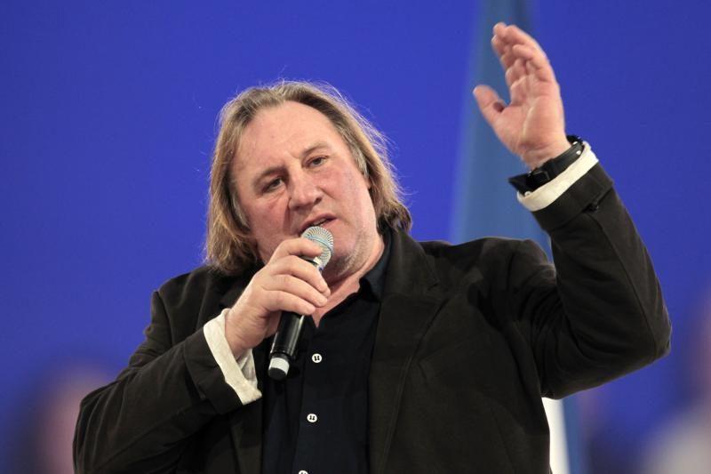 D.Straussą-Kahną filme vaidins G.Depardieu