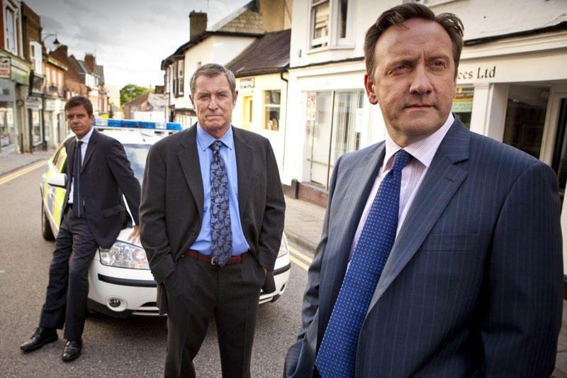 """Seriale """"Midsomerio žmogžudystės"""" keičiasi detektyvas"""