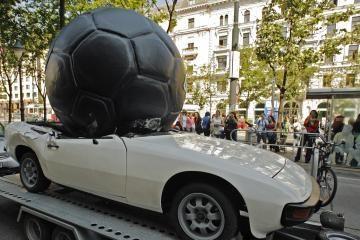 Apie sudaužytus automobilius - nemokamoje duomenų bazėje