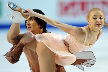 Dailiojo čiuožimo meistrai varžosi Taline