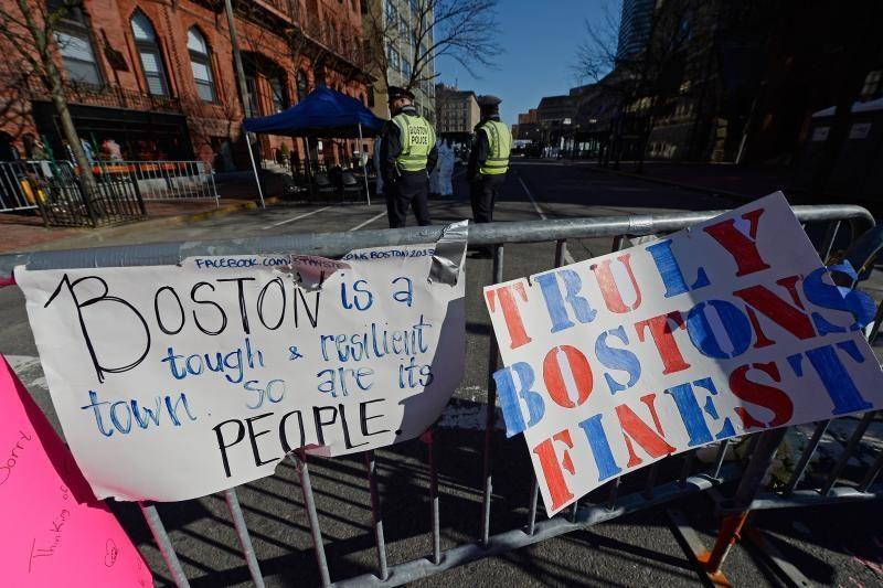 Įtariamo Bostono maratono sprogdintojo areštas provokuoja diskusijas