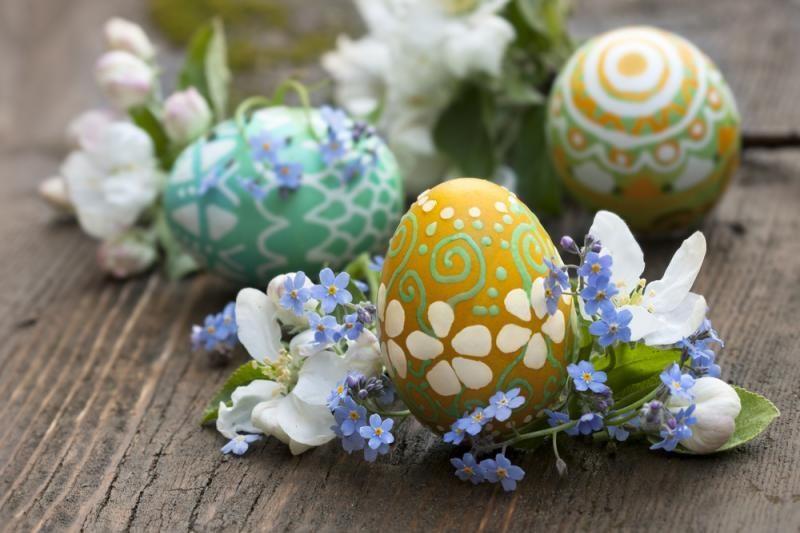 Per Velykas daugiau kiaušinių už lietuvius ir estus suvalgo latviai