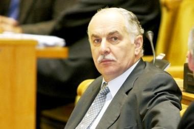 Buvęs NSGK vadovas abejoja slapto kalėjimo buvimu (papildyta)