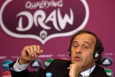 Į Lietuvą atvyksta UEFA prezidentas Michelis Platini