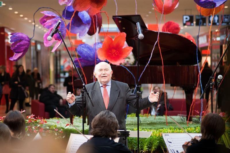 Šv. Kristoforo kamerinis orkestras kviečia į 19-ojo gimtadienio šventę