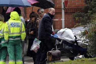 Verslininko nužudymas – baskų kovotojų kerštas?