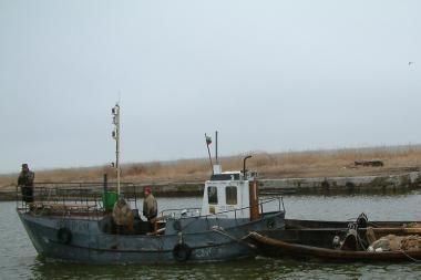 Žvejų asociacija siūlo keisti žvejybos Baltijos jūroje kvotų skirstymo tvarką