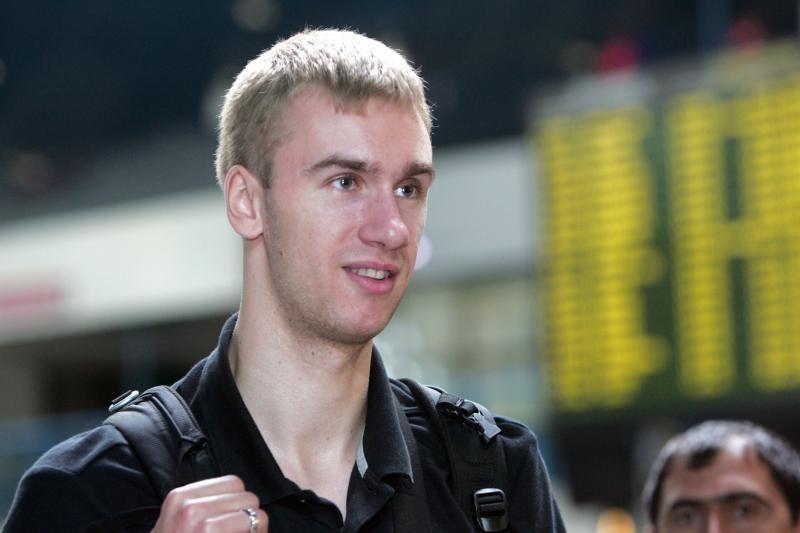 Skausmas privertė krepšininką M.Andriuškevičių ryžtis operacijai