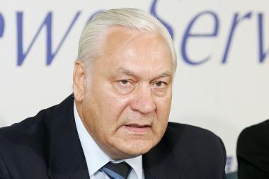 Atleistas Viešųjų pirkimų tarnybos vadovas R.Vaičiulis