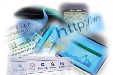 TEO dvigubai padidino tarptautinio interneto srautą