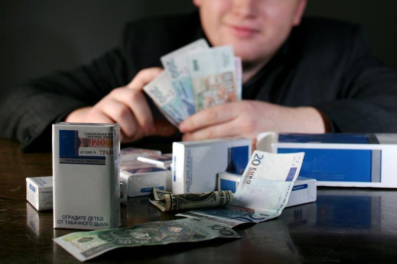 Teismui perduota 6 milijonų litų vertės cigarečių kontrabandos byla