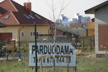 Tik 4 proc. lietuvių artimiausiu metu planuoja pirkti NT