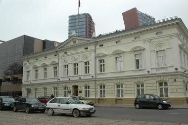 Savivaldybė nori Klaipėdos apskrities administracijos pastato