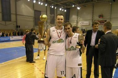 """""""Nevėžis"""" laimėjo turnyrą Latvijoje"""