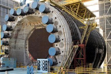Irane pirmosios atominės jėgainės paleidimas bus pradėtas po savaitės