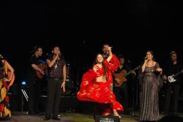 Talentų atranka romų tabore