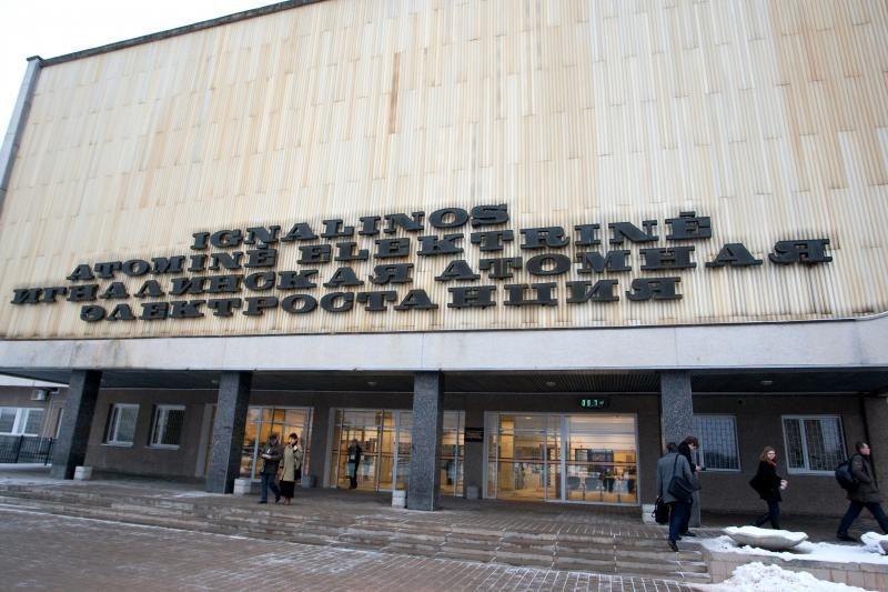 Lietuva tikisi Londono paramos dėl Ignalinos AE uždarymo finansavimo