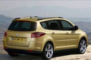 """Apdovanojo naująjį """"Peugeot 3008″"""