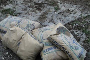 Rusijoje per valstybinę šventę lijo cementu