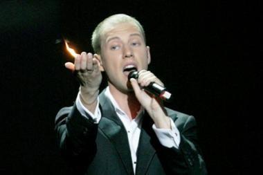 """Sasha Song nori į """"Euroviziją"""""""