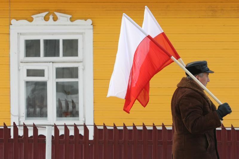 Lenkijoje paskelbti pirminiai visuotinio gyventojų surašymo duomenys