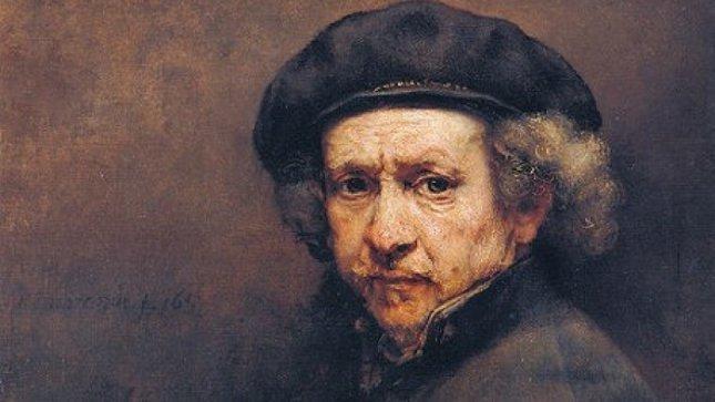 Rembrandto graviūra pasimetė Norvegijos pašto sistemoje