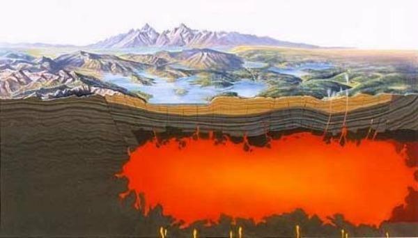 Jeloustouno ugnikalnis žymiai didesnis nei manyta