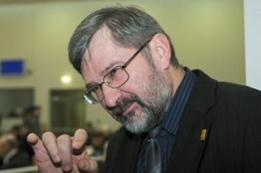 LiCS lyderiui G.Babravičiui - partijos kolegų akibrokštas