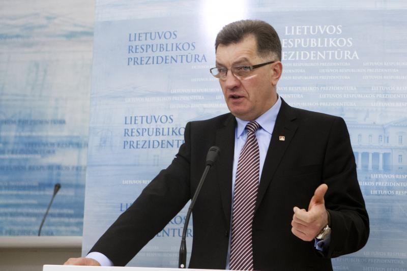 A. Butkevičius žada skirti didelį dėmesį dujų terminalo projektui