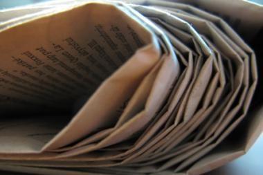 Teisių gynėjai nuogąstauja dėl spaudos laisvės Rusijoje, Ukrainoje ir Baltarusijoje
