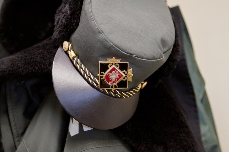 Į Vokietiją susiruošę nelegalai turėjo suklastotus latviškus pasus