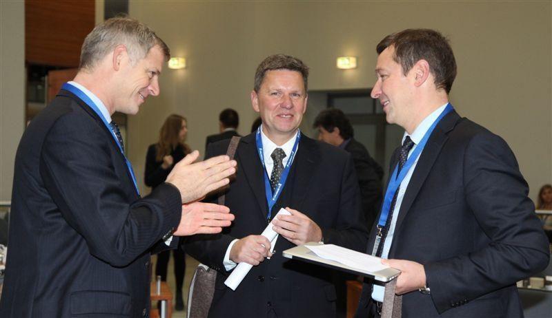 Vilniuje ES sostinių vadovai diskutuoja apie klimato kaitą