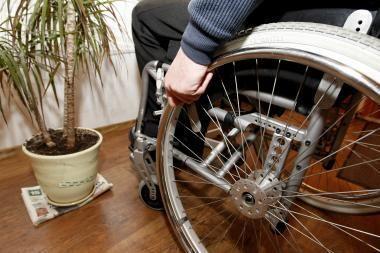 Kauno valdžia nusigręžė nuo žmonių su negalia