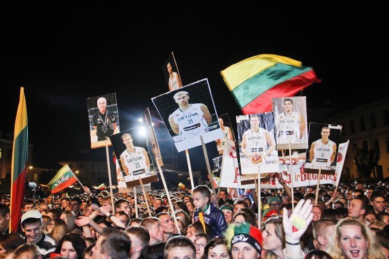 NBA stiliaus šventė atkeliauja į Lietuvą