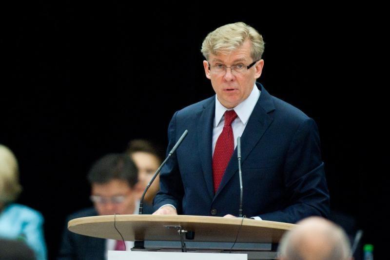 A.Ažubalis: EK siūlymai dėl būsimos paramos šalims padidintų atskirtį