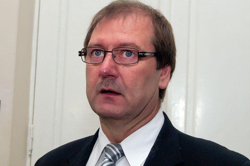 V. Uspaskicho advokatas: jis tikrai gydysis bent savaitę