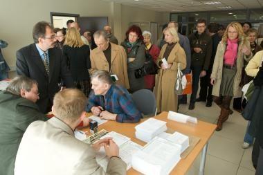 Kandidatai Kauno rinkimų apygardose