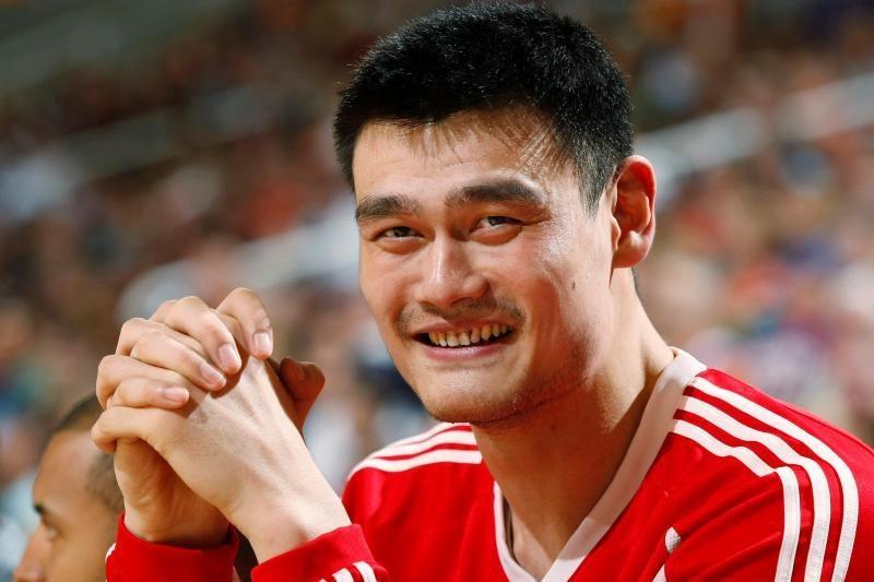 Baigęs krepšininko karjerą Y.Mingas pasuko į universitetą
