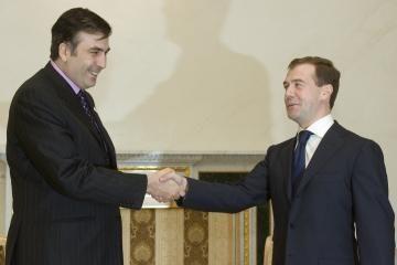 Rusija reikalauja Gruzijos grąžinti konfiskuotus ginklus