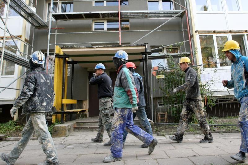 Būstų renovacijos lyderiai – Vilnius ir Panevėžys