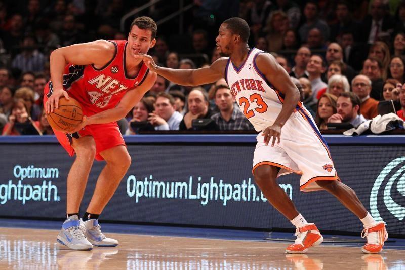 K.Humphriesas - nemėgstamiausias NBA žaidėjas