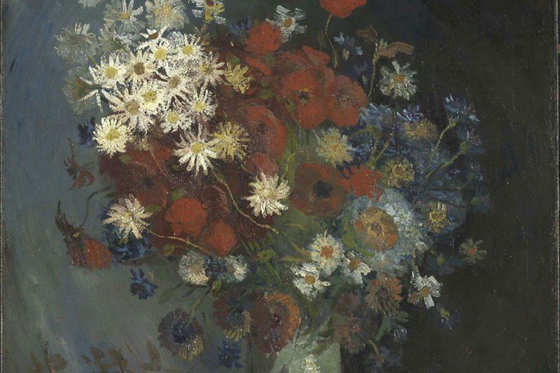 Įsitikino, kad paveikslą nutapė V. van Goghas