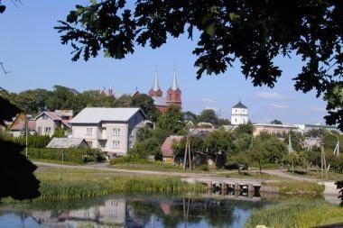 Plungė - Lietuvos kultūros sostinė 2009 m.
