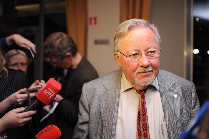 V. Landsbergis: Rusijos ekspansionistinis mąstymas nesibaigia