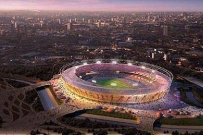 Surenkamas olimpinis stadionas - pigiau