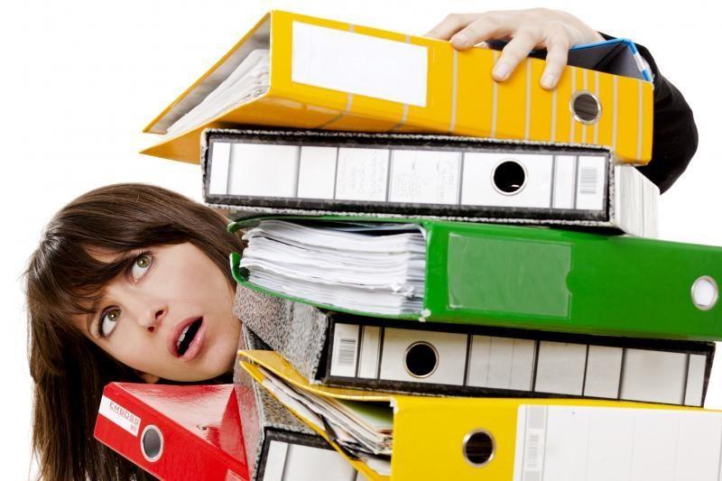 Smarkiai padidintos baudos už darbo apskaitos pažeidimus